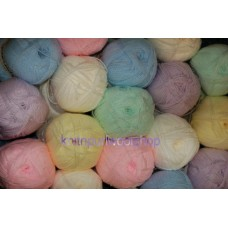 10 BALLS OF BABYCARE  DK YARN FOR £15.00