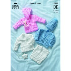 King Cole Baby 2888