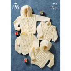 Kingcole Baby Aran 2906