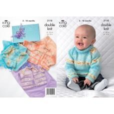 Kingcole Baby DK 3118
