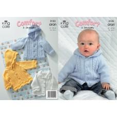 Kingcole Baby Aran 3133