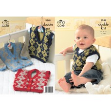 Kingcole Baby DK 3248