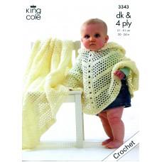 Kingcole Baby Crochet 3343