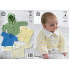Kingcole Baby Crochet 3476