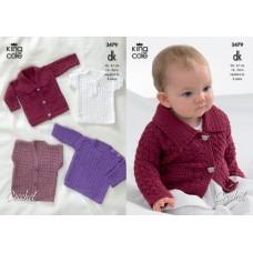 Kingcole Baby Crochet 3479