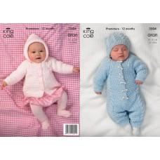 Kingcole Baby Aran 3504
