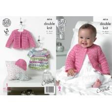 Kingcole Baby Crochet 4416
