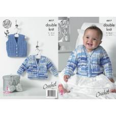 Kingcole Baby Crochet 4417