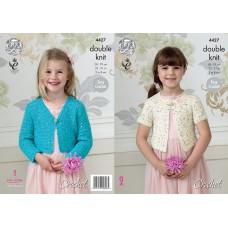 Kingcole Baby Crochet 4427