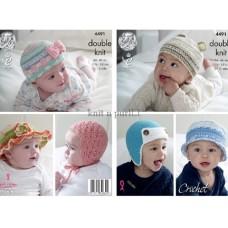 Kingcole Baby Crochet 4491
