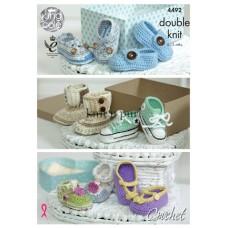 Kingcole Baby Crochet 4492