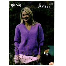Wendy Adult Aran 5199