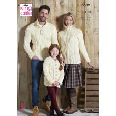 Family Aran Kingcole 5589