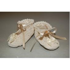 Little Lady Vintage Cream - Size 0-3months