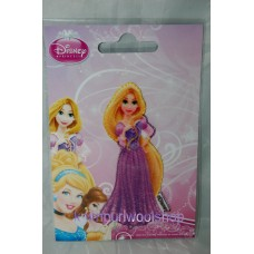 Rapunzel Iron on Motif