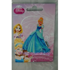 Cinderella  Iron on Motif