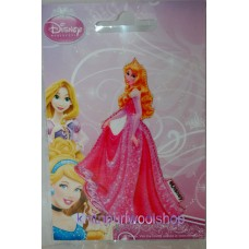 Sleeping Beauty Iron on Motif