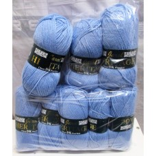 CLEARANCE  - 55% Wool Rich Heritage DK - 8 x 100grams shade 110