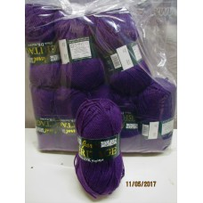 CLEARANCE  - 55% Wool Rich Heritage DK - 9 x 100grams shade 144