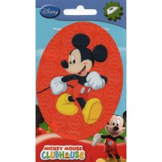 Mickey Mouse Iron on Motif
