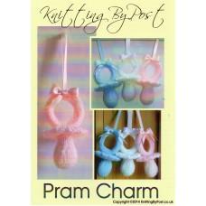 Dummy Pram Charm Pattern