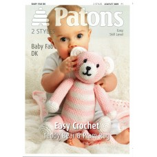 Patons Baby Crochet 3895