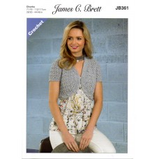 James Brett Chunky Crochet JB361