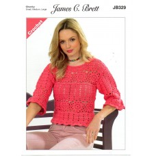 James Brett Chunky Crochet JB329