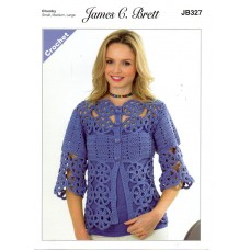 James Brett Chunky Crochet JB327