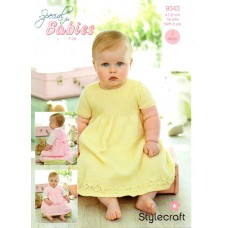 Stylecraft 9343 baby 4ply