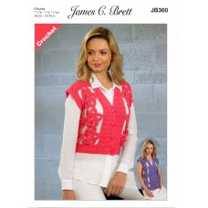 James Brett Chunky Crochet JB360