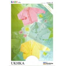 UKHKA4 Baby 4ply