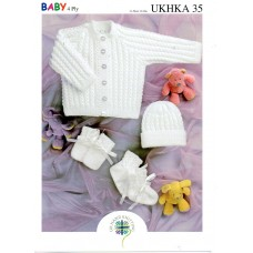 UKHKA35 Baby 4ply