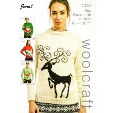 Jarol Christmas Jumper 1051