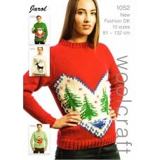 Jarol Christmas Jumper 1052