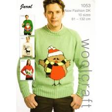 Jarol Christmas Jumper 1053
