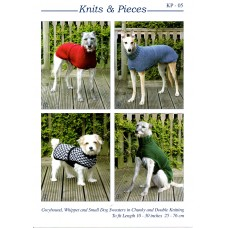 Dog Coats for Greyhound & small dogs - KP05