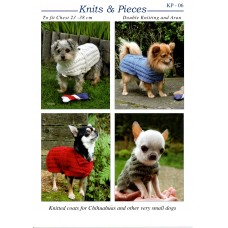 Dog Coats for very Small Dogs - KP06