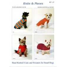 Dog Coats for Small Dogs - KP07
